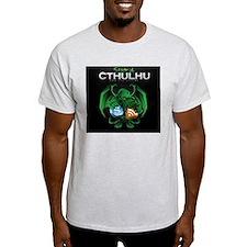 SkypeOfCthulhu 14.7x9.67 T-Shirt