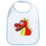 Happy Dragon Bib
