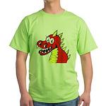 Happy Dragon Green T-Shirt