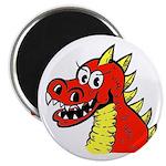Happy Dragon Magnet