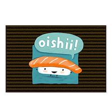 oishiitoiletrybag Postcards (Package of 8)
