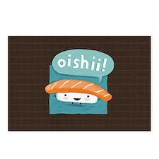 oishiibag Postcards (Package of 8)