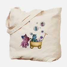 funhippos Tote Bag