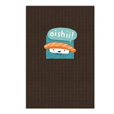 oishiikindlesleeve Postcards (Package of 8)