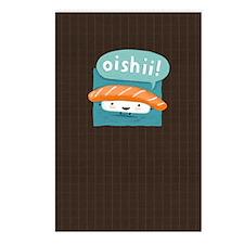 oishiinooksleeve Postcards (Package of 8)