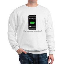 SyncingAbout Sweatshirt