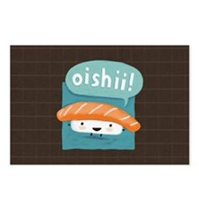 oishiiminiwallet Postcards (Package of 8)