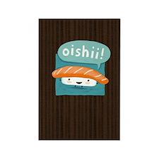 oishiiCPphone Rectangle Magnet