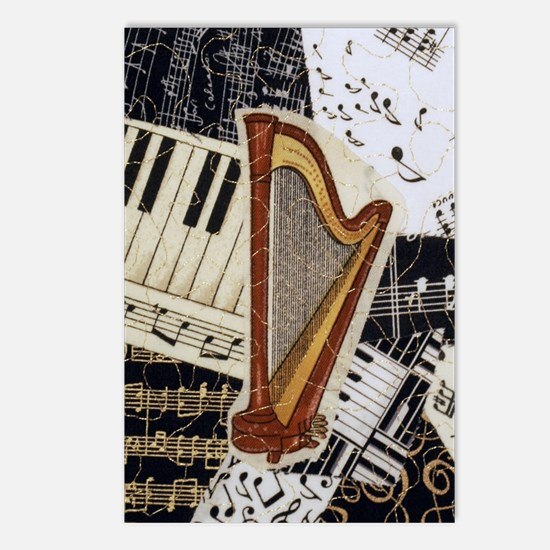 harp-nook-5432 Postcards (Package of 8)