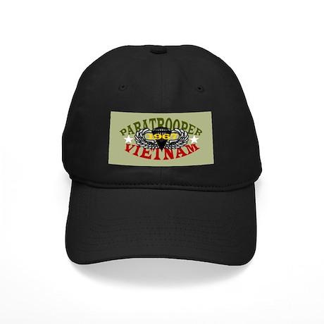 PARATROOPERS Black Cap