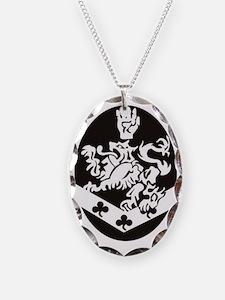 Cullen Crest Necklace