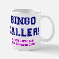 BINGO CALLER - 69 THE BRIGHTON LINE Mug