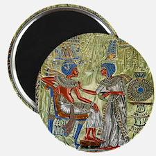Tutankhamons Throne Magnet