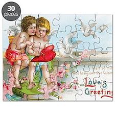 04a-vintage-valentine-card Puzzle