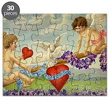 05a-vintage-valentine-card Puzzle
