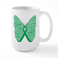 Liver Disease Awareness Mug