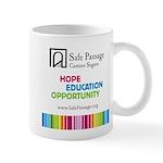 Hope. Education. Opportunity Mugs