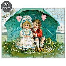 02e-vintage-valentine-card Puzzle