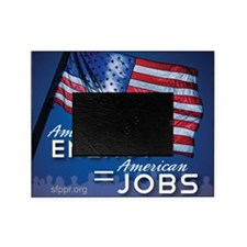 American Energy Mouse Pad Picture Frame