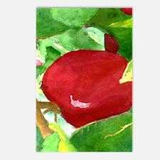 apple vert Postcards (Package of 8)