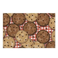 Chocolate Chip Cookies Postcards (Package of 8)
