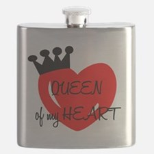 Queen of my heart Flask