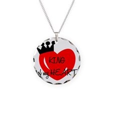 King of my heart Necklace