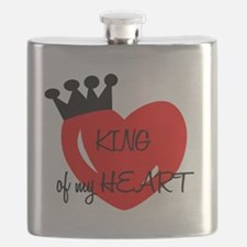 King of my heart Flask