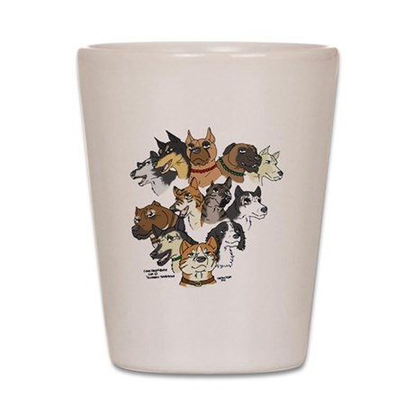legends_of_old_by_haddockism-d3hqs3z Shot Glass