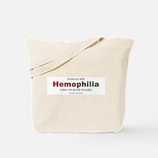 Hemophilia Pride Tote Bag