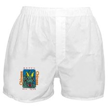 Chinese New Year Dragon Boxer Shorts