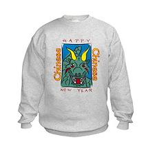 Chinese New Year Dragon Sweatshirt