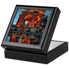 Palace Mousepad Keepsake Box
