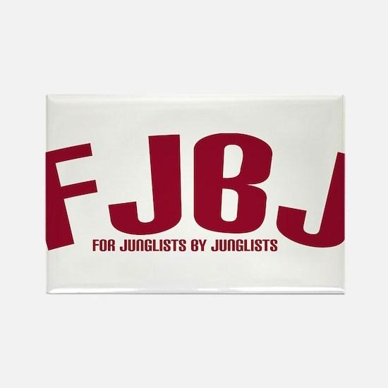 FJBJ Rectangle Magnet
