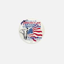Republican Convention Mini Button