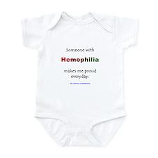 Hemophilia Pride Infant Bodysuit