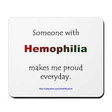 Hemophilia Pride Mousepad