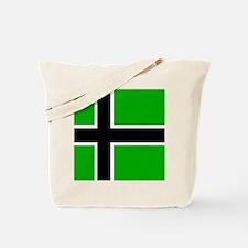Vinland Flag Mouse Tote Bag