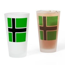Vinland Flag Mouse Drinking Glass