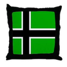 Vinland Flag Mouse Throw Pillow