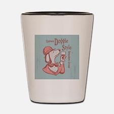 doggy-style-TIL Shot Glass