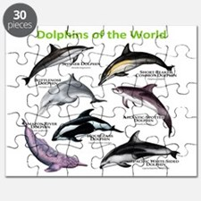 Dolphins of the World Puzzle