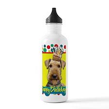 BirthdayCupcakeAiredal Water Bottle