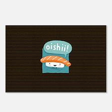 oishiilaptopskin Postcards (Package of 8)