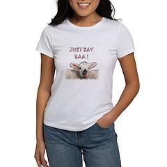 Just say BAA ! Tee