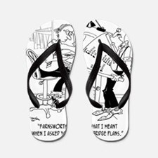 4998_bridge_cartoon Flip Flops