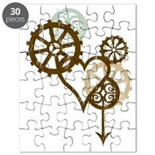 steampunk love Puzzle