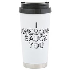awesomesauce3 Travel Mug