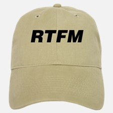 RTFM Baseball Baseball Cap