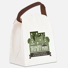 TPNA with Tag Line Logo Canvas Lunch Bag